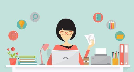 PojokBisnis.com - Ciri-Ciri Kerja Sampingan Online Tanpa Modal Bersifat Spammer